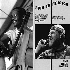 Spirits Rejoice - The Blue Notes