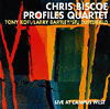 Chris Biscoe Quartet - Live at Campus West